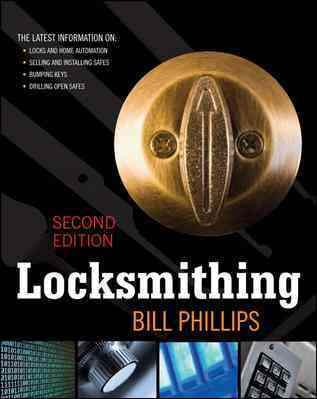 Locksmithing By Phillips, Bill